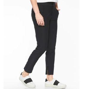 NWT Athleta Stellar Trousers 2P Black v762
